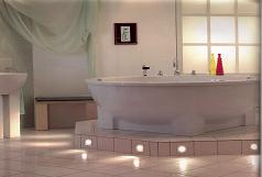 Eclairage salle de bain homeinterior - Eclairage de salle de bain ...